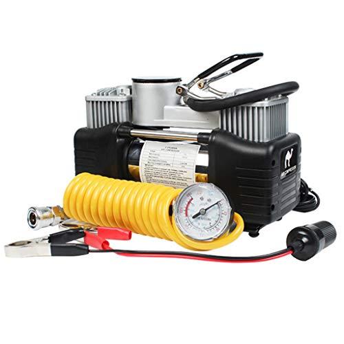 NSDFG Car air pump Inflator Pumpe Luftpumpe Hochleistungsluftpumpe Motorrad, Fahrrad, Ball, Gummiboot, Strand Schwebebett, aufblasbares Spielzeug Aufpumpen des Autos (Größe : A)