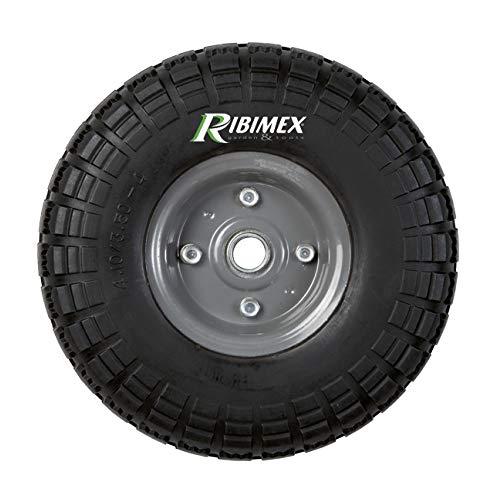 Ribimex PRR260INC Ruota inforabile per Carrello 260 mm