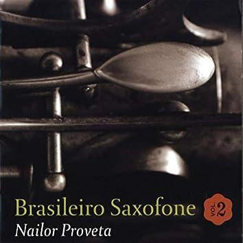 Brasileiro Saxofone, Vol.2