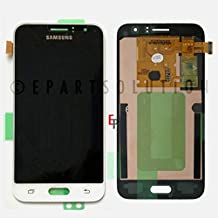 ePartSolution_OEM LCD Touch Screen Digitizer Assembly for Samsung Galaxy Express 3 J1 2016 SM-J120 J120A J120F J120H J120M Replacement Part USA (White)