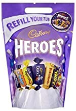 Cadbury Heroes Refill Pouch for Tub by Premier Life Store