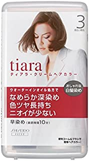 ティアラ クリームヘアカラー 3 【医薬部外品】