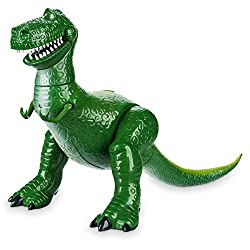 4. Disney Toy Story Rex 12″ Interactive Talking Action Figure