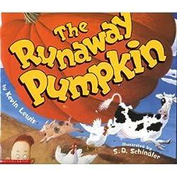 Pumpkin Books for Kids - The Runaway Pumpkin