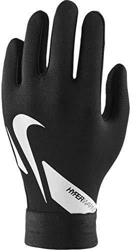 Nike Kinder Hyperwarm Fußballhandschuhe, Black/White, S