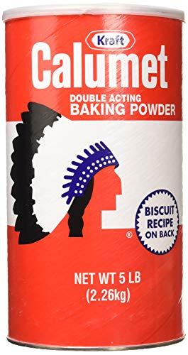 Calumet Double Acting Baking Powder, 5 Pound