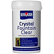 Bermuda Crystal Fountain Clear 385g - Water Feature Cleaner