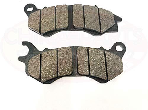 Plaquettes de frein pour Lifan LT 125–3 A F