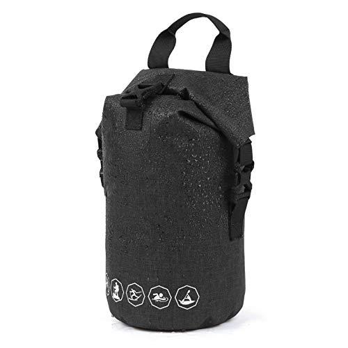 Yhjkvl Mochila de camping al aire libre impermeable bolsa seca mochila (tamaño: tamaño libre; color: 10 #)