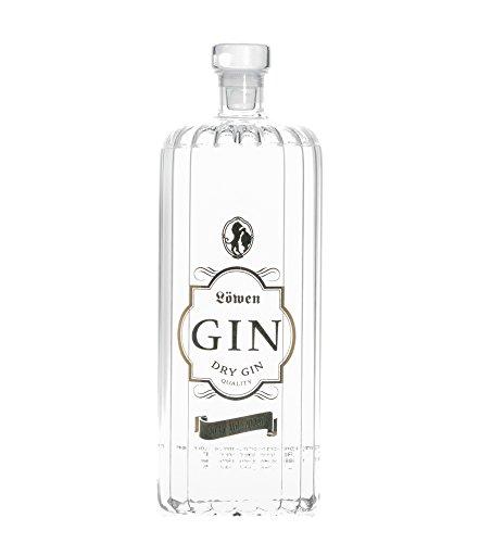 Bergbrennerei Löwen Dry Gin - Dry Gin Quality / 40% vol. / 0,7 Liter-Flasche
