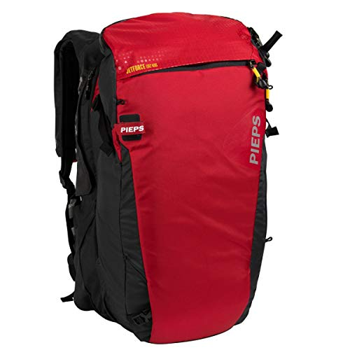 PIEPS Jetforce BT Pack 35 Lawinenrucksack, Chili-red, M/L