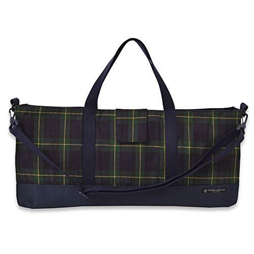 ピアニカケース スタンダード 鍵盤ハーモニカ バッグ 袋 タータンチェック・ダークグリーン N4336000