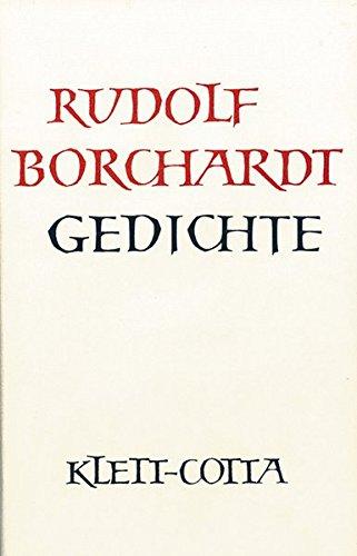Gesammelte Werke in Einzelbänden / Gedichte: Textkritisch revidierte Neuedition der Ausgabe von 1957