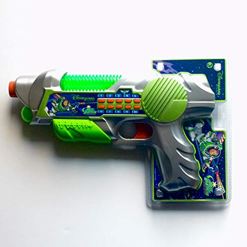 Toy Story Disneyland Paris Exclusive Buzz Lightyear Max Sound Laser Blaster