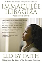 By Immaculee Ilibagiza - Led By Faith: Rising from the Ashes of the Rwandan Genocide (Original) Paperback