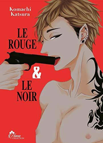 Le Rouge et le Noir - Tome 01 - Livre (Manga) - Yaoi - Hana Collection