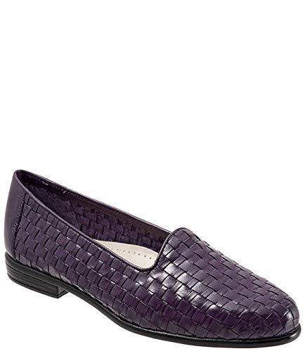 [トロッターズ] シューズ 27.0 cm パンプス Liz Woven Detailed Block Heel Loafers Amethyst レディース [並行輸入品]