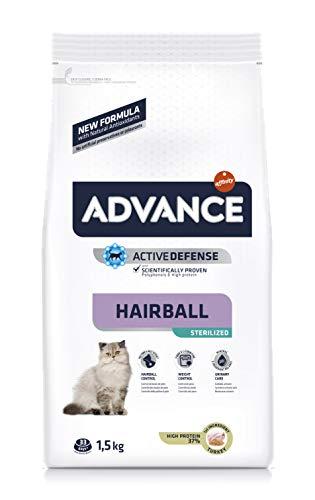 Affinity Advance Hairball sterilized