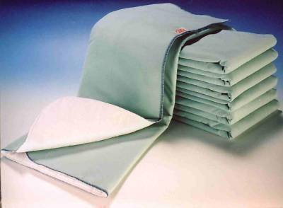 Reusable / Washable waterproof bed pad 35 x 80