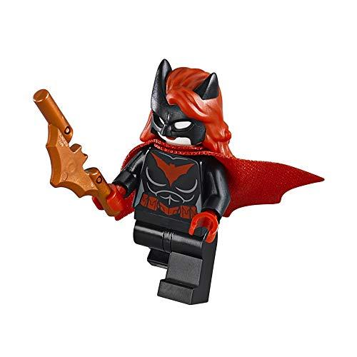 LEGO DC Comics Super Heroes Batman II Minifigure: Batwoman (with Copper Bat-A-Rang) 76111
