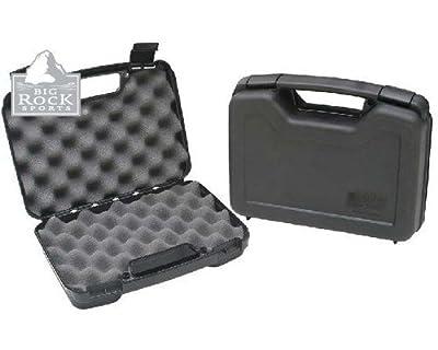 MTM 805-40 Single Pistol Handgun Case (Black)