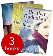 Heather Gudenkauf 3 Books Collection (One Breath Away, These Things Hidden, The Weight of Silence) RRP £23.97