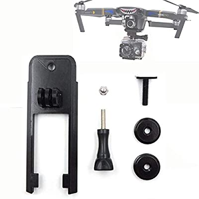 Flycoo Action Camera Mount 360 ° camera Bracket Base Fixation for DJI Mavic Pro / Platinum Drone Accessory Kit