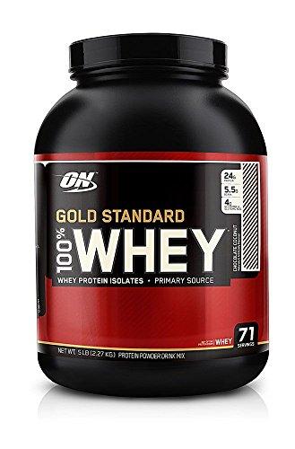 100% Whey Protein Gold Standard (2,270Kg) Optimum Nutrition