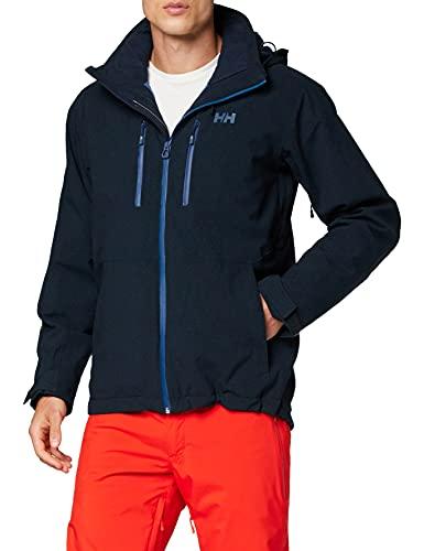 Helly-Hansen Men's Juniper 3.0 Jacket, 597 Navy, Large
