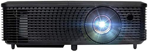 Projector helderheid HD DLP-projector van 3200 lumen 1024x768dpi LED Beamer Home Theater Cinema Standard Version (Kleur: Zwart, Maat: Een maat) dljyy (Color : Black, Size : One Size)