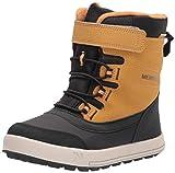 Merrell Snow Storm Waterproof Boot, Wheat, 4 US Unisex Big Kid