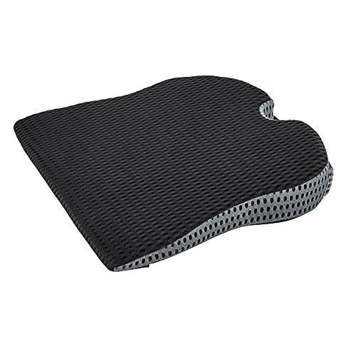 niyin204 Easy to Wear Cotton Corner Cushion, Car Seat for Wheelchair Correction of Posture Correction Pleasure