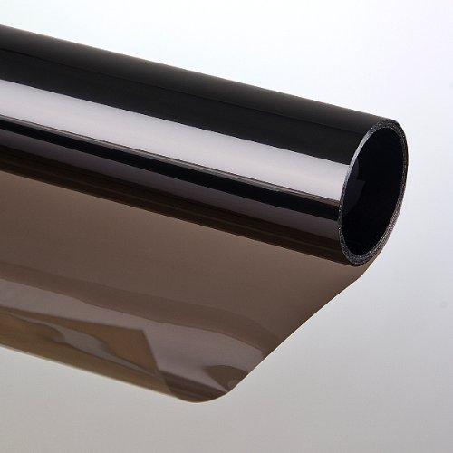 Folien-Gigant Sonnenschutzfolie 75 x 300cm Selbstklebend Fensterfolie braun, 75 x 300 cm, 2