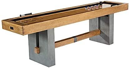 Barrington Billiards Urban Collection 9 ft. Shuffleboard Table, Model Number: ARC108_038B