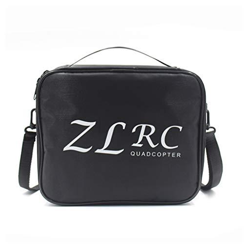Masrin Portable Storage Carry Case Schultertasche Handtasche Teil für SG901 SG907 RC Drone (Schwarz)
