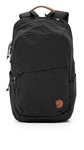Fjallraven Räven 20 Backpack, Unisex Adulto, Negro, Talla Única