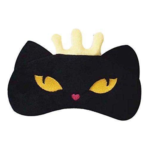 Masque pour les yeux unisexe grande couverture d'ombre de cadeau pour le sommeil belle masque de som