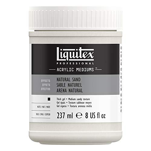 LIQUITEX Médium Efectos Arena Natural Profesional, 237 ml