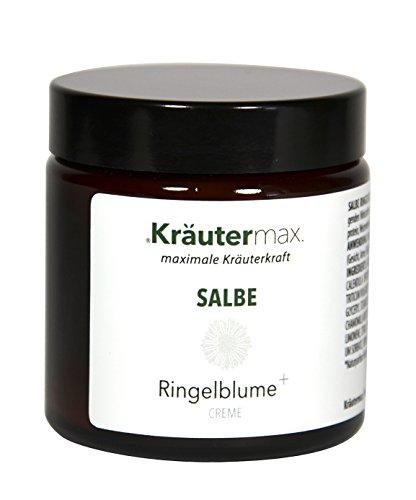 Kräutermax Ringelblumen Salbe 1 x 100 ml - Hautcreme zum Einreiben
