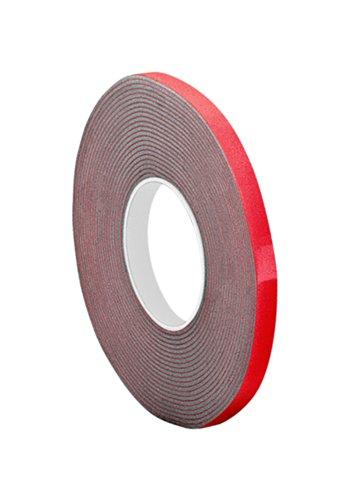 "3M VHB Heavy Duty Mounting Tape 5952, 0.125"" width x 5yd length (1 Roll)"