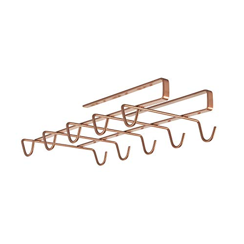 Metaltex MyMug Tassen/Becherhalter, Metall, Kupfer, 14x28cm