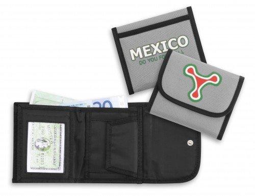 World of Football Geldbeutel Mexico