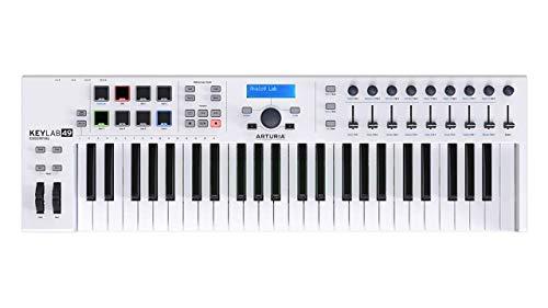 Arturia KeyLab 49 Essential Universal MIDI Controller und Software