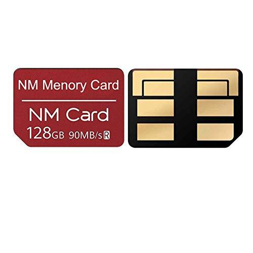 Tarjeta de Memoria NM Original para Huawei P30, P30 Pro, Mate 20, Mate 20 Pro, Mate 20 RS, Mate 20 X, NOVA5, NOVA5 Pro (128GB)