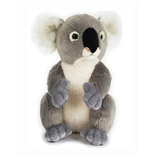 Venturelli Peluche Koala Animale Bosco Peluches Giocattolo 408, Multicolore, 8004332708353