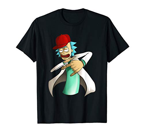 Rick and Morty Shirt Let's get Schwifty T-Shirt T-Shirt