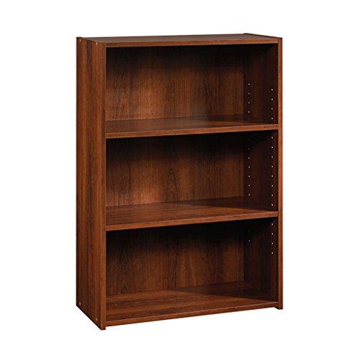 Mejor Sauder Beginnings 3-Shelf Bookcase, Brook Cherry finish crítica 2020