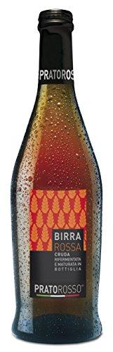 75cl roja Pratorosso cerveza