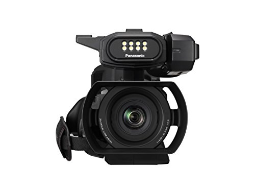 Panasonic hc-mdh3e Videocamera Nero