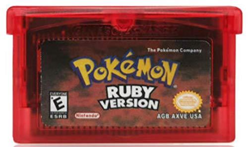 game boy advanced games pokemon - 9